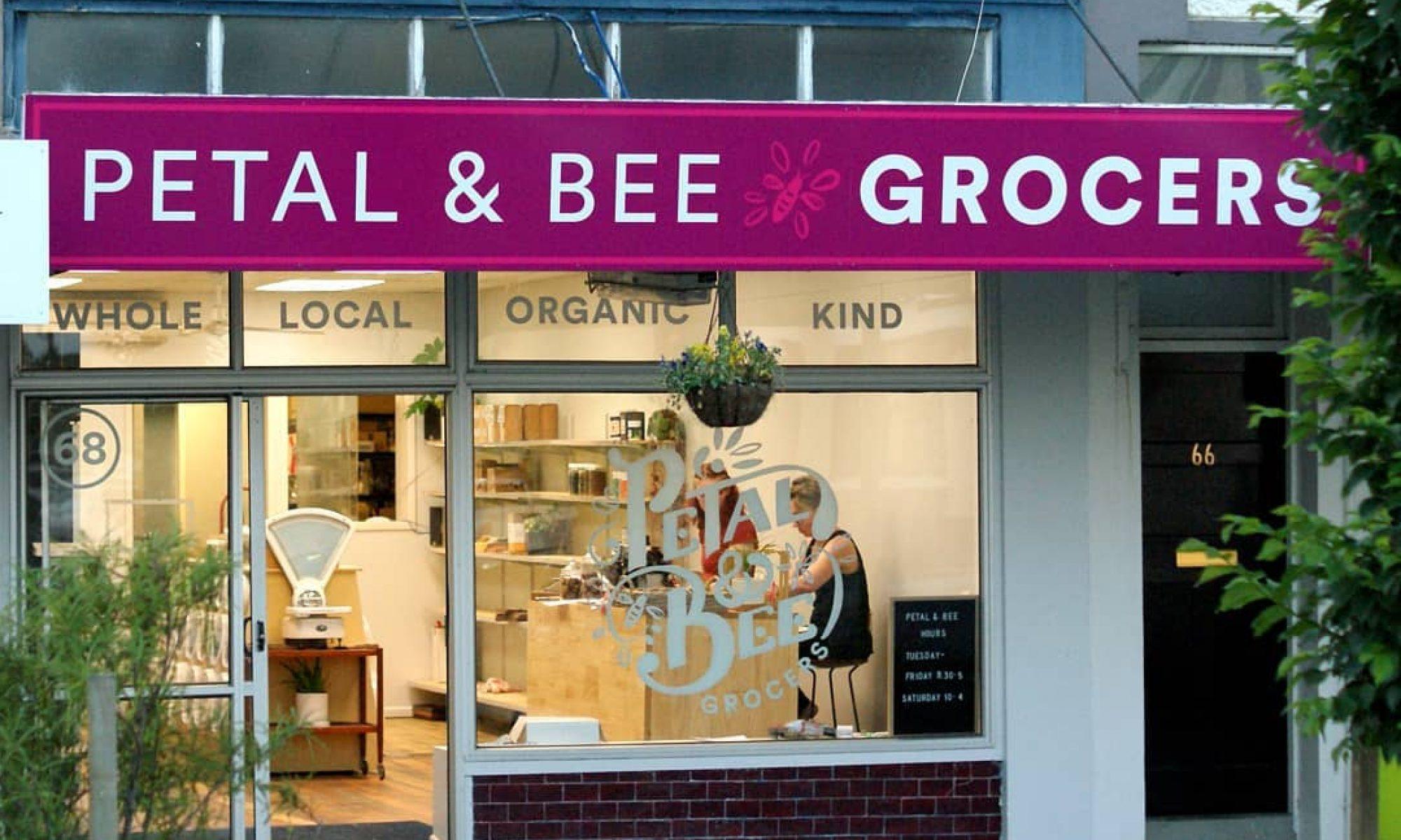 PETAL & BEE GROCERS