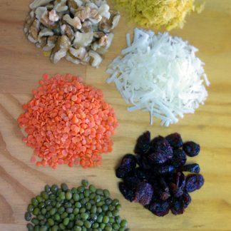 Bulk Dried Goods